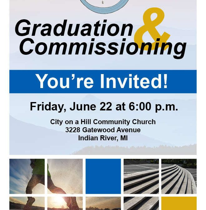 SEND 2018 Graduation and Commissioning